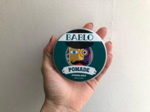 bablo pomade(バブロポマード)レビュー!ストロングホールドは変化する香りが魅力