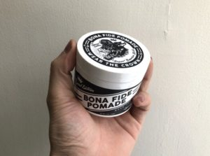 BONA FIDE スーパースーペリアホールドレビュー!セット力・ツヤ・香り抜群のポマード!カリフォルニアを感じたい時はコレ