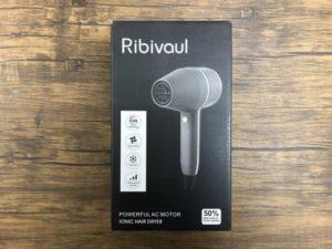 Ribivaulヘアドライヤーをアマゾンで購入して使ってみた!口コミ&レビュー